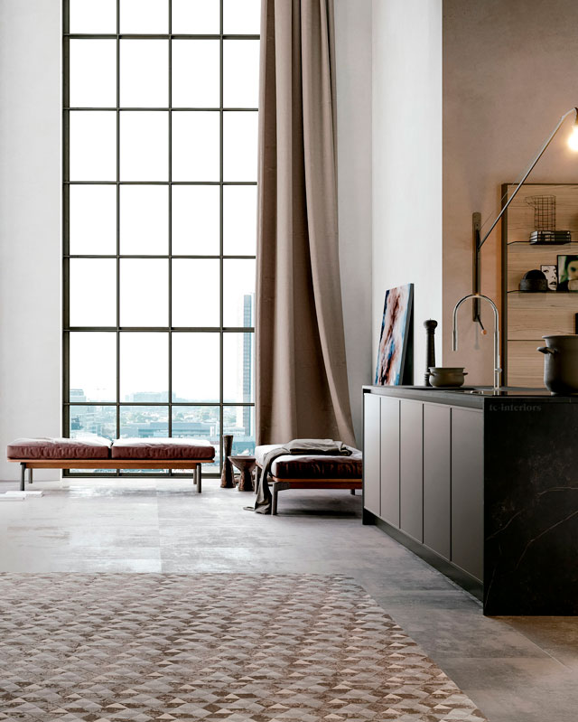 Diseño interior, mobiliario e iluminación TC-Interiors
